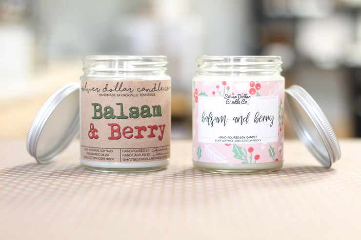 Balsam & Berry - 8oz