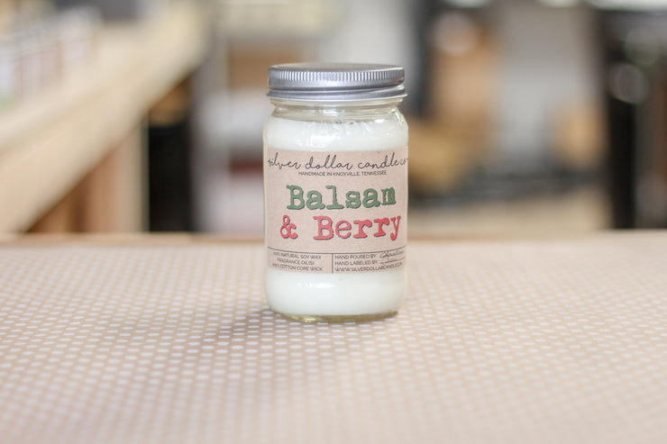 Balsam & Berry - 16oz
