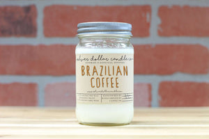Brazilian Coffee - Silver Dollar Candle Co