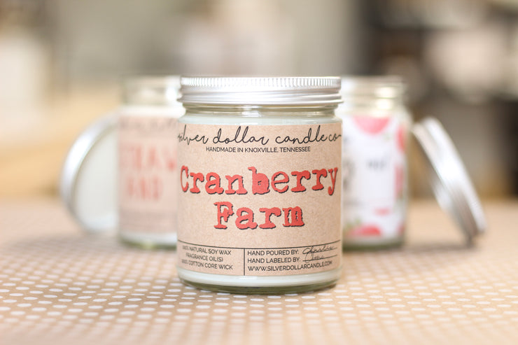Cranberry Farm - 8oz