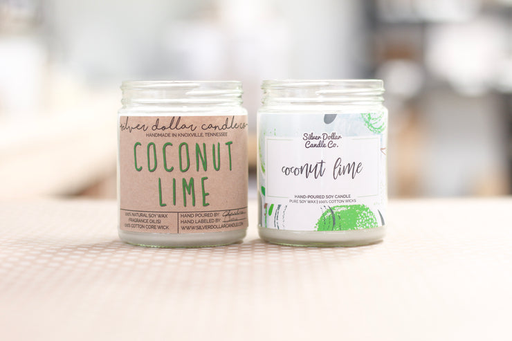 Coconut Lime - 8oz