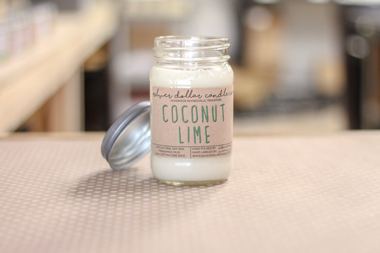 Coconut Lime - 16oz