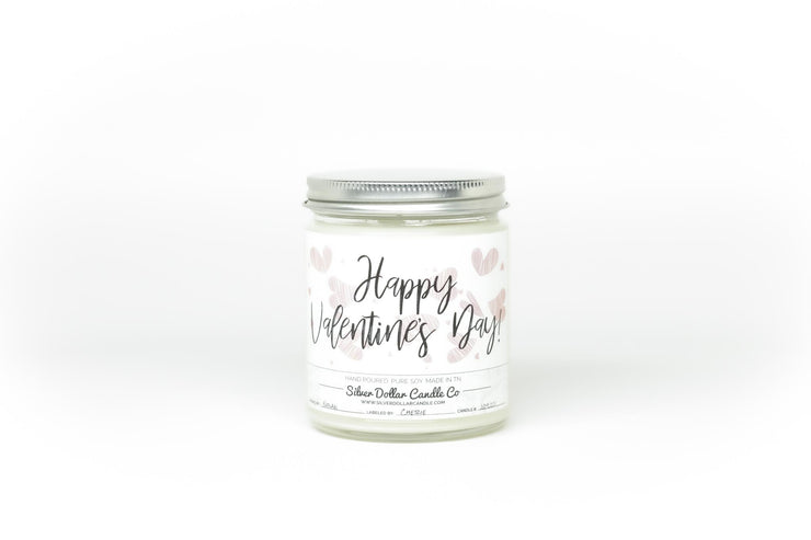 Happy Valentines Day! - Silver Dollar Candle Co