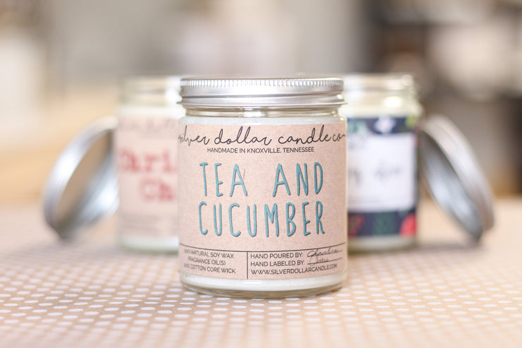 Tea & Cucumber - 8oz