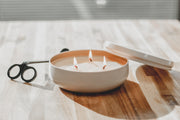 #47 Teakwood + Birch - Silver Dollar Candle Co