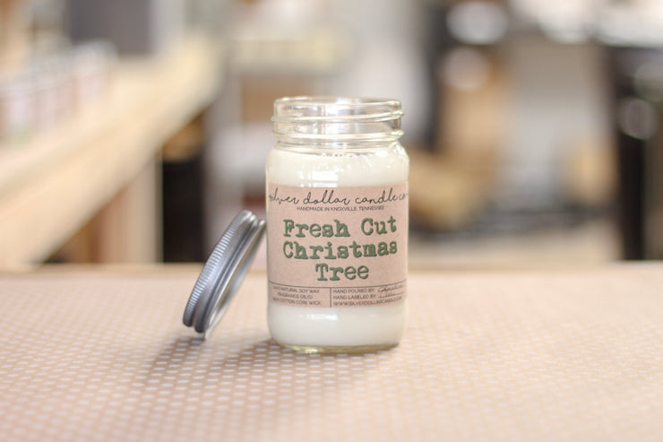 Fresh Cut Christmas Tree - 16oz