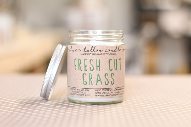 Fresh Cut Grass - 8oz