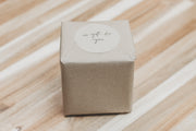 Gift Wrap - Silver Dollar Candle Co