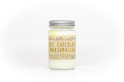Hot Chocolate Marshmallow - 16oz - Silver Dollar Candle Co