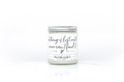Nothing Is Lost Until Mom Can't Find It - Silver Dollar Candle Co