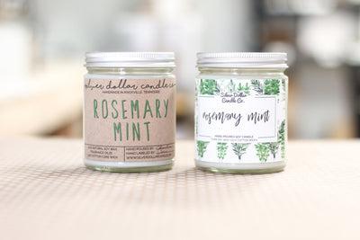 Rosemary Mint - 8oz