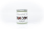 True Crime Introverts - Silver Dollar Candle Co
