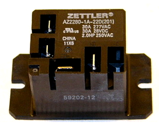 Heil Quaker ICP 111001922 Relay
