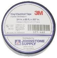 3M 600-3/4X60 Electrical Tape