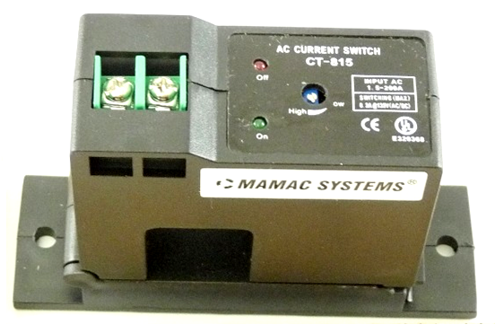 Mamac CT-815 Current Switch