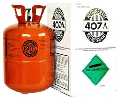 Refrigerant R-407A 25lbs (Restrictions Applied)