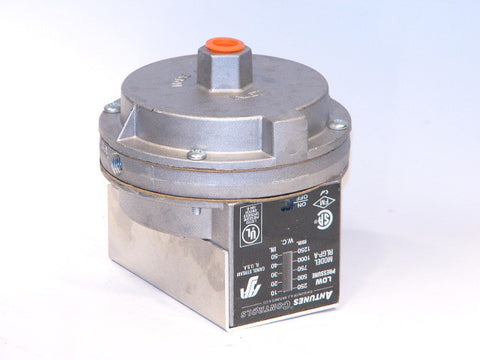 Antunes Controls 803112704 Pressure Switch