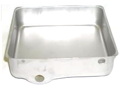 Bloomfield 2D-70095 BBD-8541-21 Aftermarket Pan Basin - 3 Holes, 8541-21