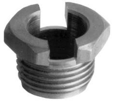 Bunn 01200.0000 MET031 Aftermarket Nut, Hex/Slot, 3/4-16