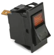 Bunn 02753.0000 ELE037 Aftermarket Switch On/Off, Amber