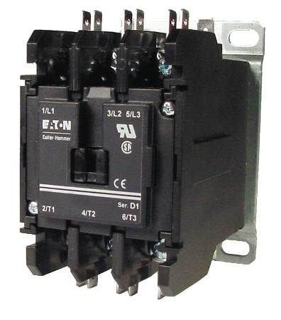 Eaton C25DNF340A (42CF35AF) Contactor