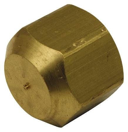 "JB N5-6 3/8"" SAE Fitting Cap"
