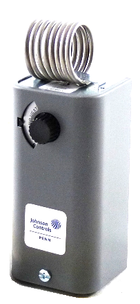 Johnson Controls A19BAB-3 Temperature Control