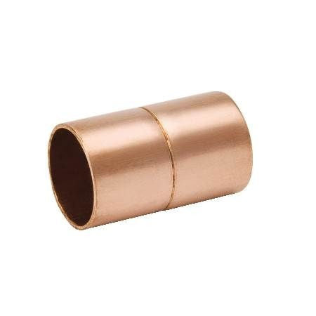"Mueller W01034 7/8"" Copper Coupling"