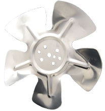 "Packard A63126 10"" Diam 25"" Pitch CW Aluminum Fan Blades"