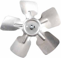 "Packard A65104 10"" Diam 1/4"" Bore 20 Pitch CW 5-Wing Hub Type Fan Blade"