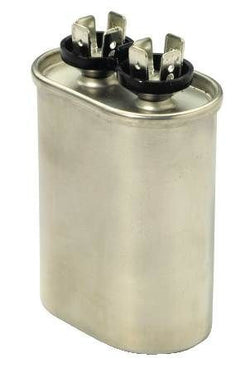 Packard POC25 25 MFD 370V Oval Run Capacitor