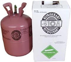 Refrigerant R-410A 25 Lbs (No Shipping Unless Pallet Quantity)