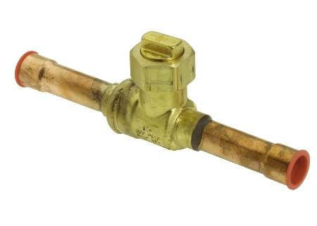 "Superior 586WA-10ST 5/8"" ODF Ball Valve"