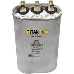 Titan TOCFD355 Run Capacitor