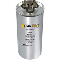 Titan TRCFD8075 Run Capacitor