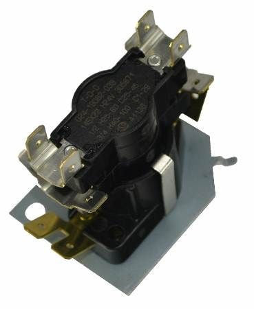 York 024-19082-039 24V Heat Sequencer Relay