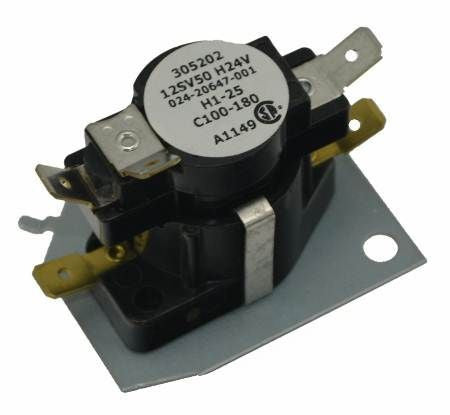 York 024-20647-001 Time Delay Relay