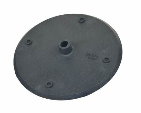 "York 024-34554-000 1/2"" Shaft 6.75"" Rain Shield"