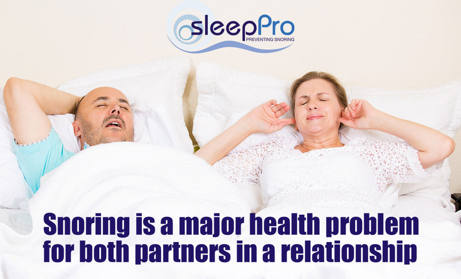 Simple snoring – Is it a problem?