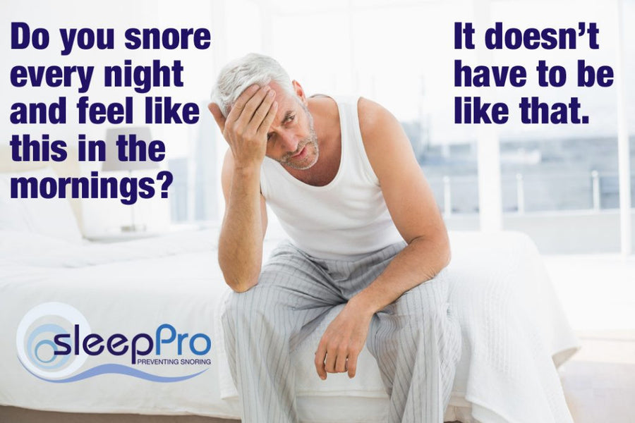 Protect your health and stop snoring with an adjustable mouthpiece