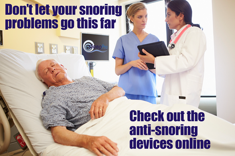 Buying anti-snoring devices online