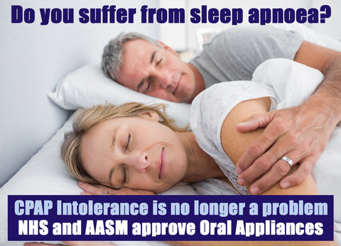 Is my snoring sleep apnoea?