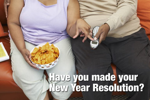 New Years Resolution that could save your life