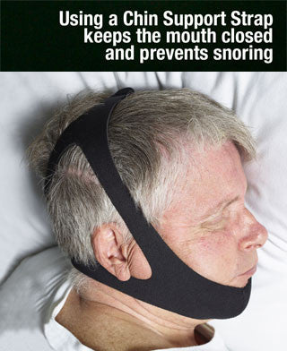 SleepPro Stop Snoring Chin Support Strap [NEW]