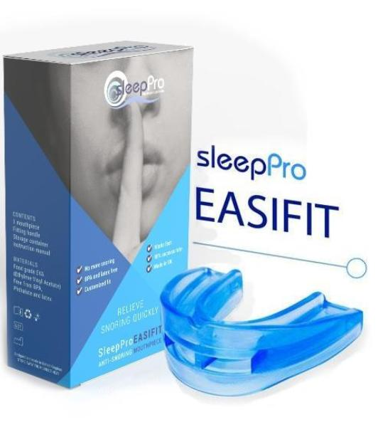 SleepPro Easifit Stop Snoring Mouthpiece