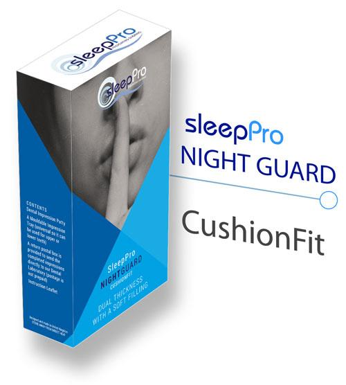 SleepPro Night Guard Cushionfit