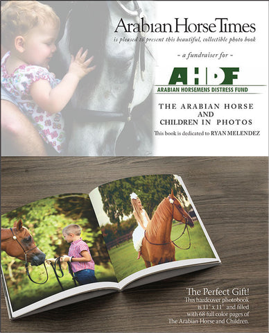 THE ARABIAN HORSE & CHILDREN IN PHOTOS