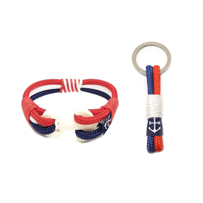 Fortune Nautical Bracelet and Keychain