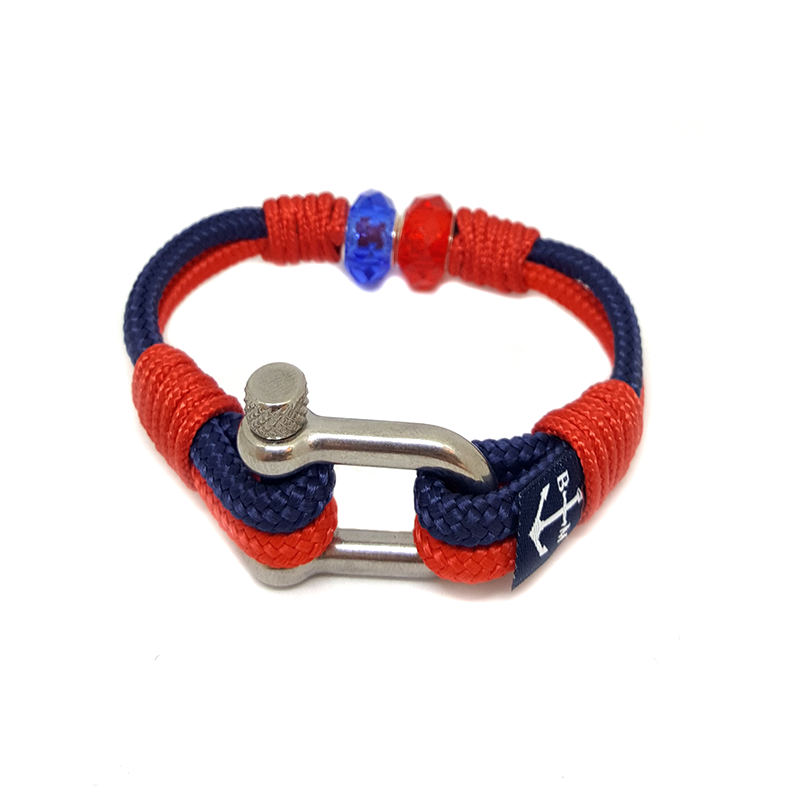 Ticino Nautical Anklet