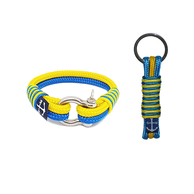 Tipperary Nautical Bracelet & Keychain
